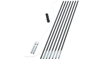 Outwell Duratec Do It Yourself Pole Kit 12.7 mm
